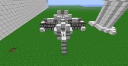 Wasp Interceptor Minecraft Map & Project