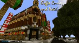 Coffee Corner and Hostel of TERRAPOLIS by TheLastGhost