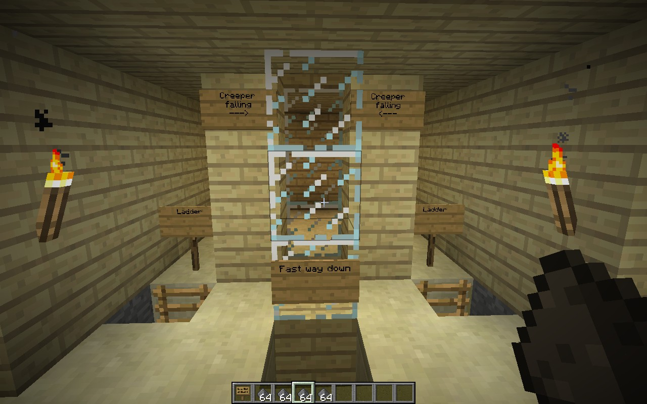 how to build a xp farm in minecraft