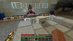 Creating a Spider Jockey with Particle Accelerator Minecraft Project