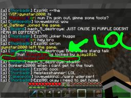Funny Moment in Chat Minecraft Blog