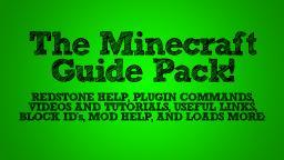 Minecraft Help/Guide Pack! Minecraft Blog