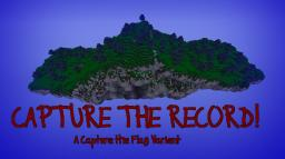Capture the Record Minecraft Map & Project