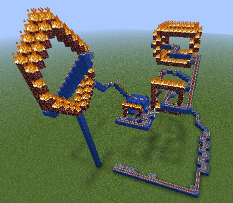 Pin Minecraft Coaster Pt 1 Perler Bead Pattern Sprites ...