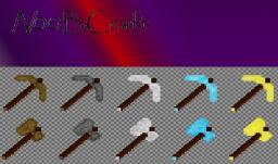 N00BCraft's Texture Pack - v. 1.2 - Minecraft 1.2.4