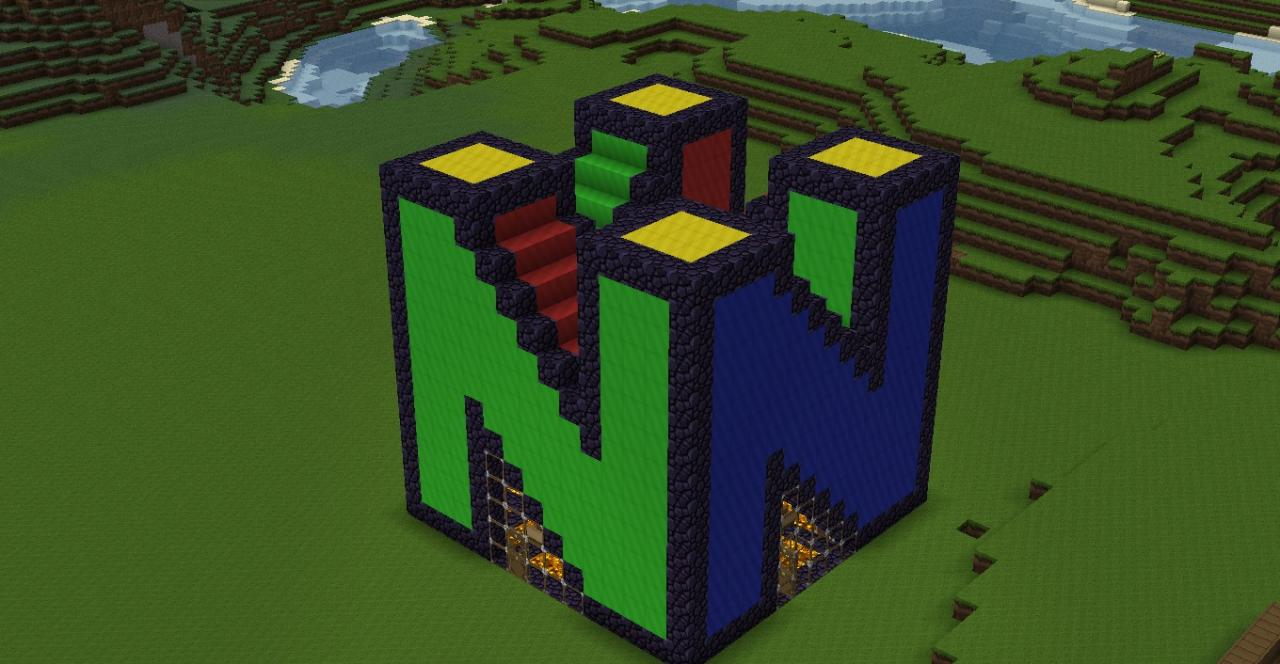 N64 House Minecraft Project
