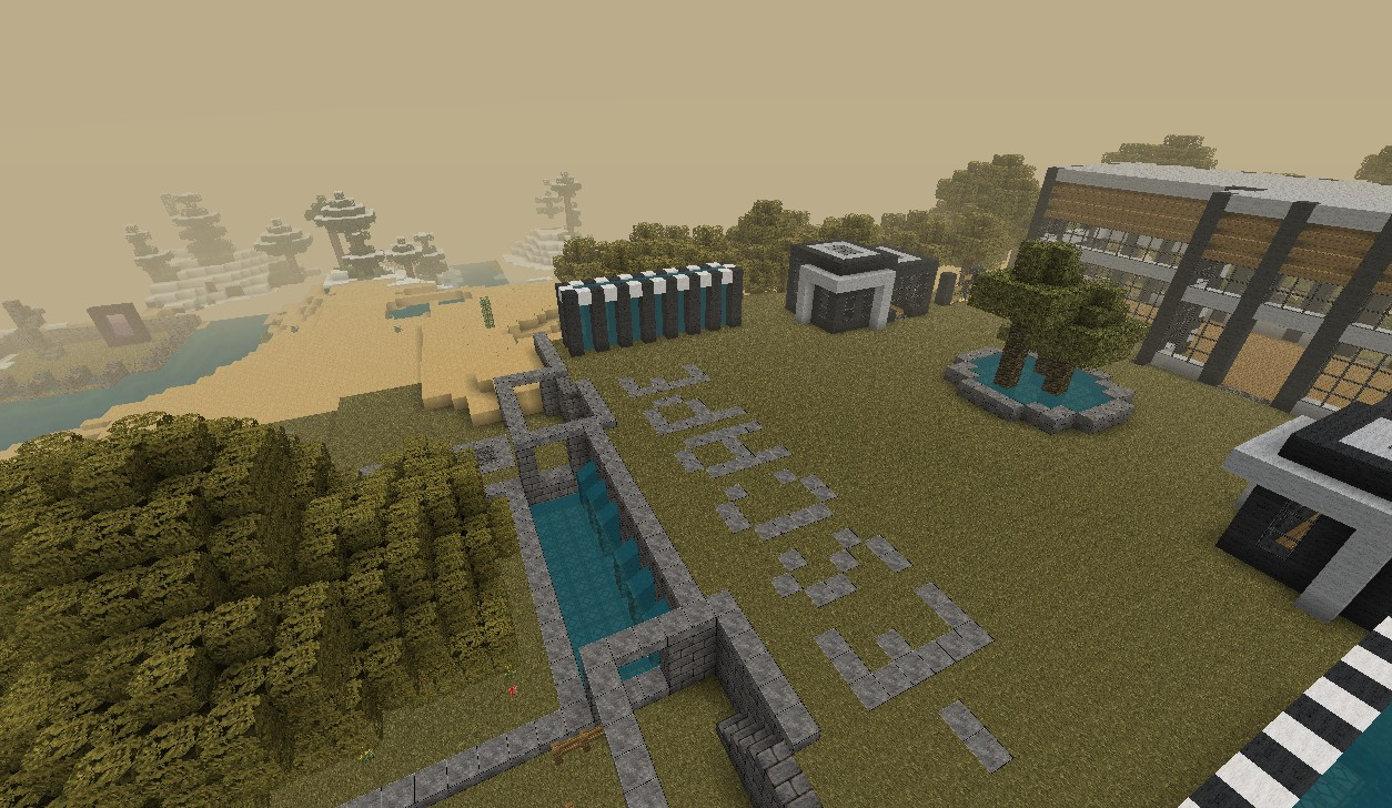 Visit our Spawn Mall