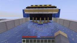 100% Working Bowling Alley 1.5 Minecraft Project