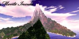 Monte Insula Minecraft Map & Project