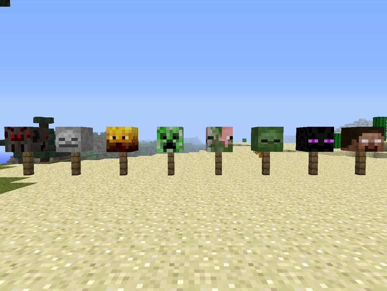 Мобы Minecraft Wiki 8