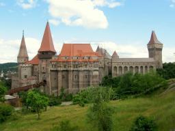 Hunyad Castle (Hunedoara) Minecraft Map & Project