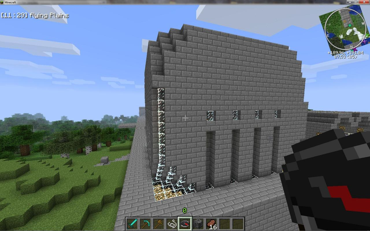 Storage House Almacen Minecraft Project