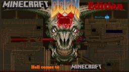 MineCraft Doom Edition [12w26a]