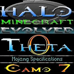 Halo: Minecraft Evolved Texture Pack |Theta 1.2.4|