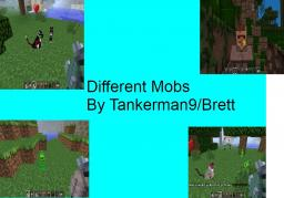 Different Mobs 1.2.4 Minecraft Texture Pack