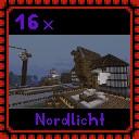 Medival Nordlicht Minecraft Texture Pack