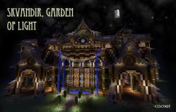 Skvandir, Garden of Light (City Build #1) Minecraft