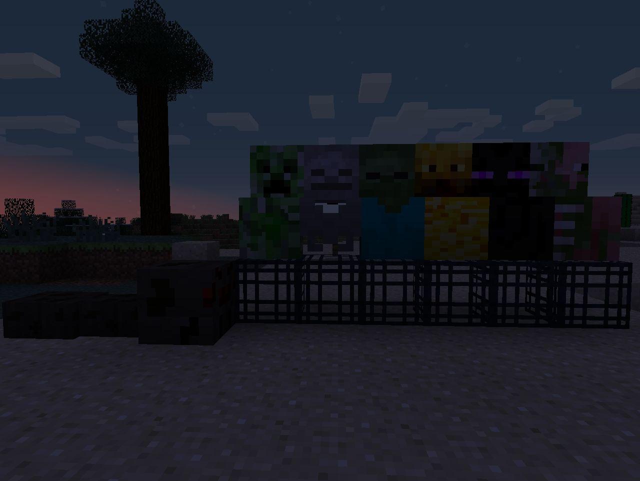 mob spawning
