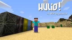 [1.2.4] Hulio! [Vs 1.3.2] [WIP] Minecraft Texture Pack