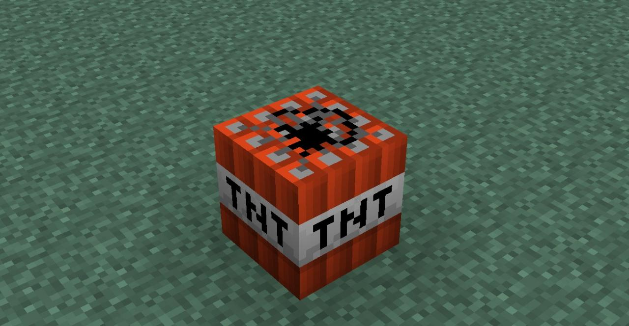 Minecraft Tnt Craft