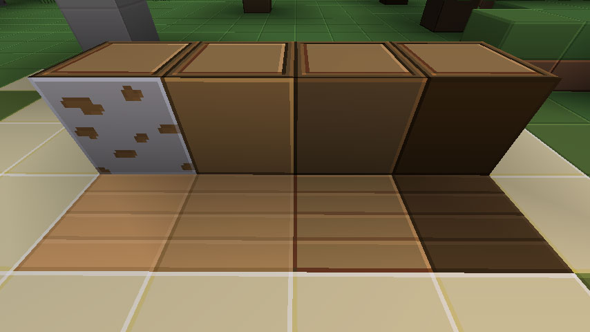 Pawcee´s tronic pack version minecraft texture