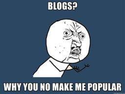 How to Make GOOD Blogs! Minecraft Blog