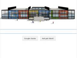 Google Logo from 27th of March '12 Minecraft Map & Project