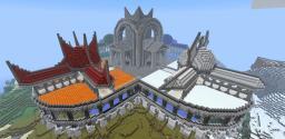 Elemental Spawn Minecraft Project