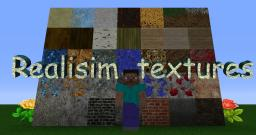 Realisim Textures 128X128 (HD) Minecraft Texture Pack