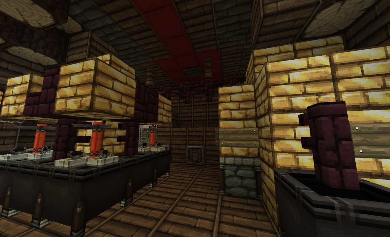 small lab for beer or gunpowder ;D