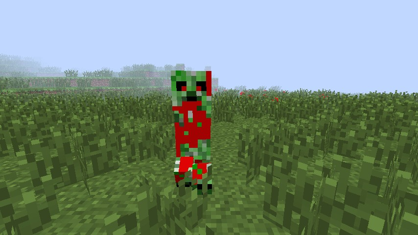 Bloody Mobs Pack Minecraft Texture Pack This new texture pack got a bit messy! bloody mobs pack minecraft texture pack