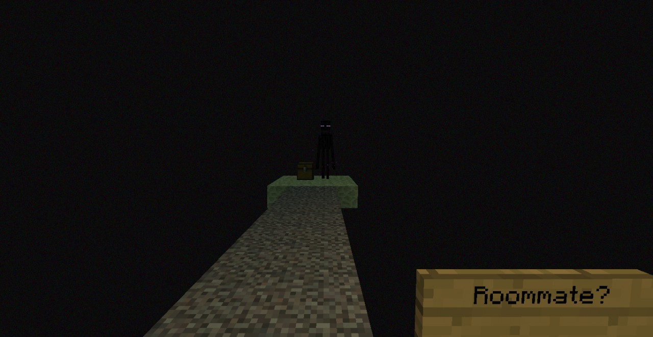 How To Get Enderman On Sky Island