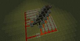 Redstone Pusher (My First Redstone Device) Minecraft Map & Project