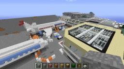 TERMINAL-MW2 Minecraft Map & Project