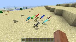 Elemental Swords! |1.2.5| *update 6* 1.2.5 support Minecraft Mod