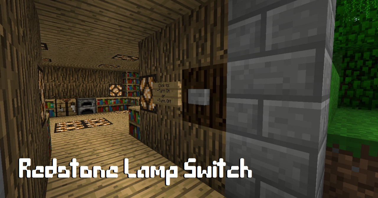 redstone lamp switch minecraft project Redstone Wiring Guide Redstone Wiring Guide