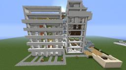 Lord Nelson Arms Minecraft Map & Project