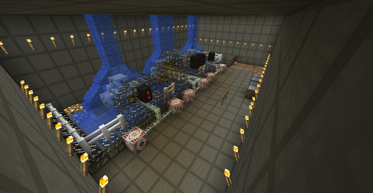 Tekkit Power Plant V 1 0 Minecraft Project