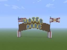Water Park Minecraft Map & Project