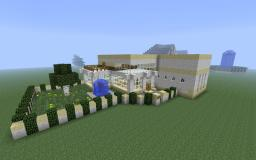 Modern house by me! Janky_Mammal Minecraft Map & Project