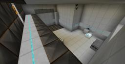 Aperture Science Enrichment Center Minecraft Project