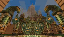Massive Tower Palace Minecraft Map & Project