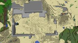 Buried Hyrule Castle (Adventure Map) Minecraft Map & Project