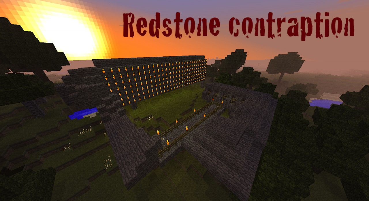 redstone singles Advanced redstone circuits encompass mechanisms that require complicated redstone circuitry a door that opens when a certain combination of.