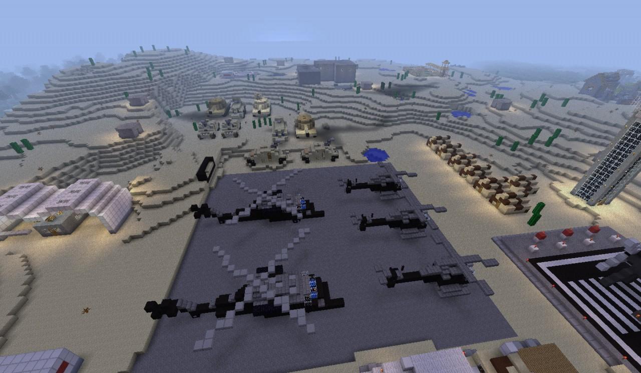 Desert Military Base v1