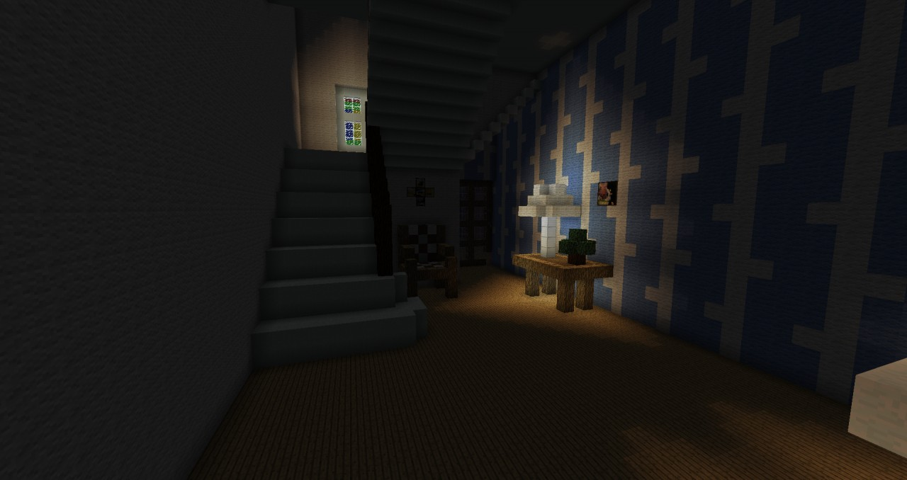 221b Baker Street Bbc Sherlock Minecraft Project