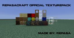 Official Repasacraft Texture-pack