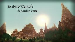 [1.5 Ready !] Keitaro Temple with custom terrain and cinematic (256 blocks high montains, jungle, and lot more! ) Minecraft