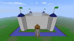 Wool Castle Minecraft Map & Project