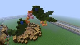 Birdies! [My First Organic] Minecraft Map & Project